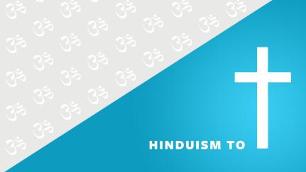 De l'hindouisme au christianisme