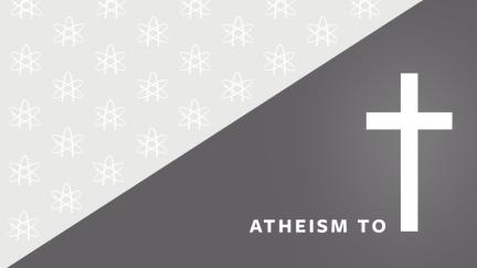 De l'athéisme au christianisme
