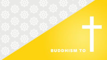 Du bouddhisme au christianisme