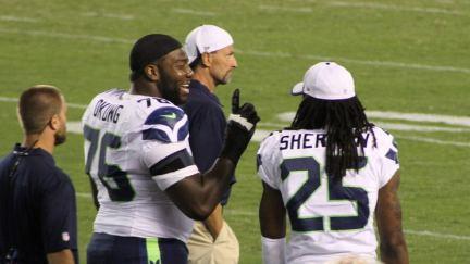 Ly des Seahawks décrit son histoire de foi